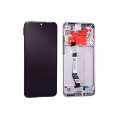 Ecran lcd avec vitre tactile pour Xiaomi Redmi Note 8T avec chassis noir