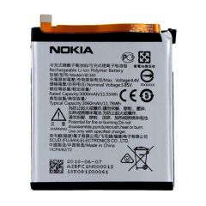 Batterie ORIGINALE Nokia 7 HE340/HE347 (vrac/bulk)