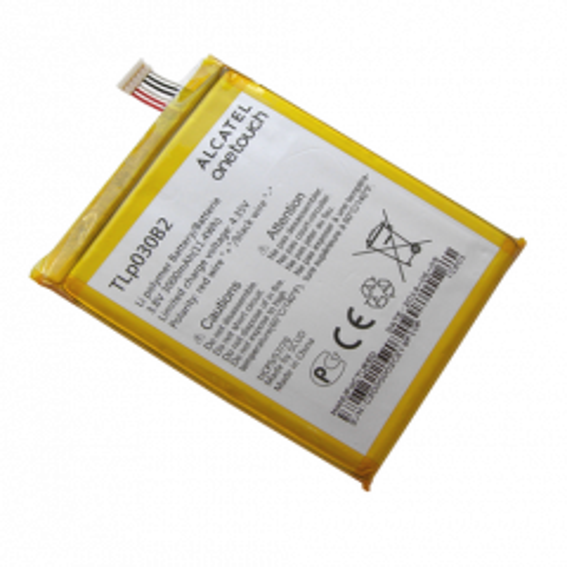 Batterie ORIGINALE Alcatel OT-7045Y One Touch Pop S7 TLP030B2 (vrac/bulk)