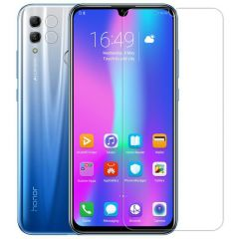 Film de protection en verre trempé pour Huawei HONOR 10 Lite (Boite/BLISTER)