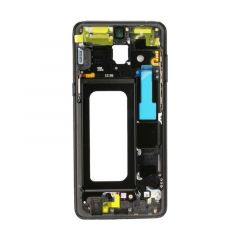 Support lcd avec chassis central pour Samsung A530 Galaxy A8 2018