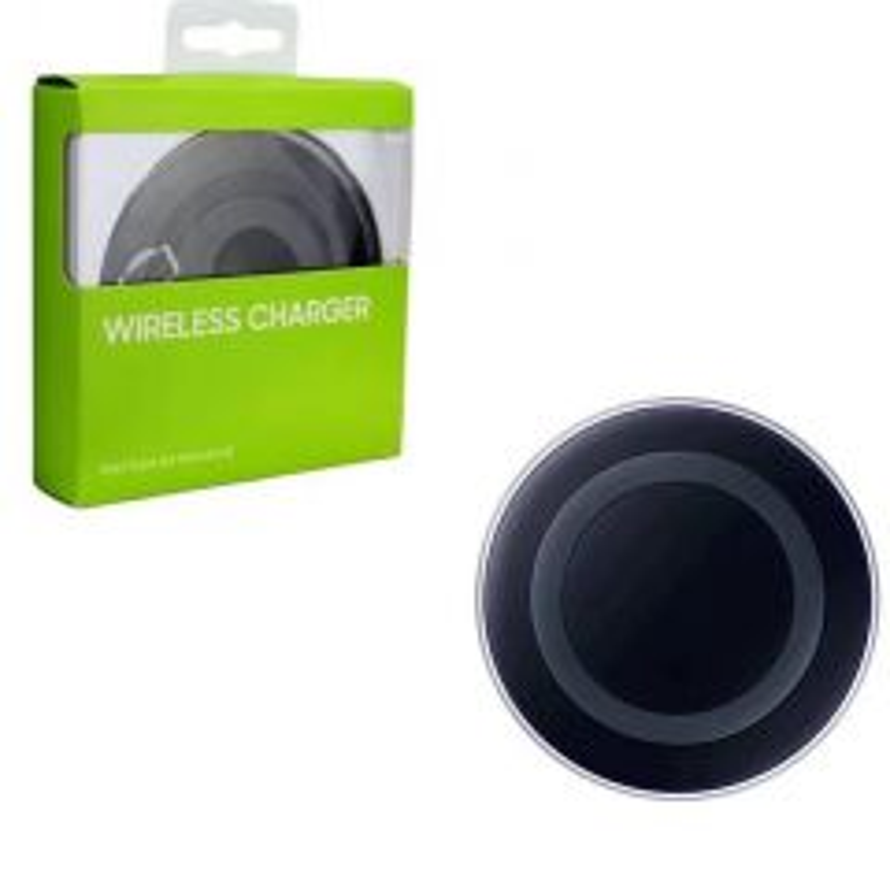 Chargeur à induction (Boite/BLISTER) noir