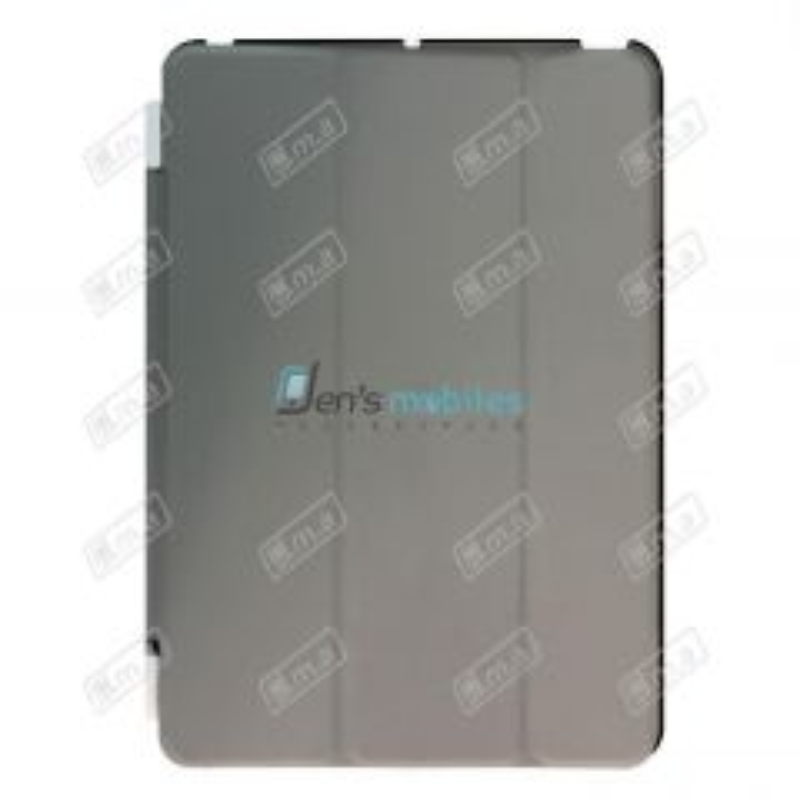 Etui support pour Ipad Mini (A1432 / A1454 / A1455)/Ipad mini 2 (A1489 / A1490 / A1491)/Ipad mini 3 (A1599 / A1600) (Boite/BLISTER) gris