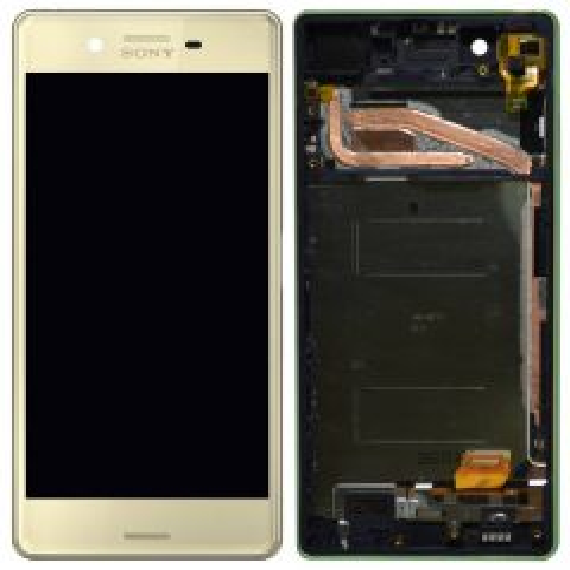 Ecran lcd avec vitre tactile ORIGINAL Sony Xperia X avec chassis