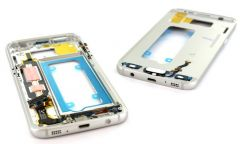 Support lcd avec chassis central pour Samsung G930 Galaxy S7