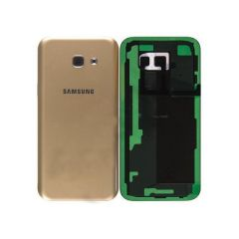 Face arrière ORIGINALE Samsung A207 Galaxy A20s SERVICE PACK GH81-19446A noir