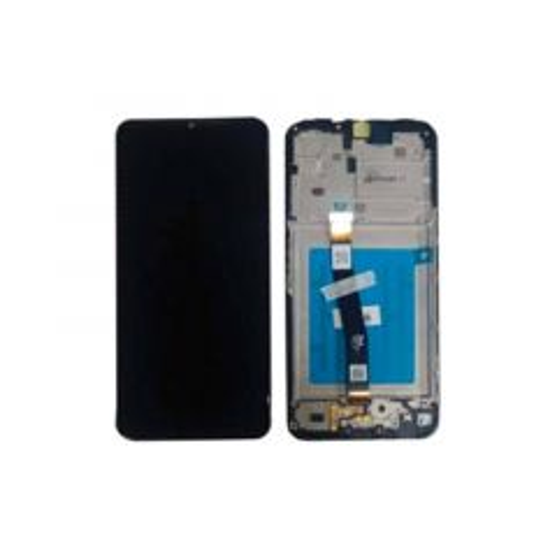 Face arrière ORIGINALE Samsung A105 Galaxy A10 SERVICE PACK GH82-20232B bleu