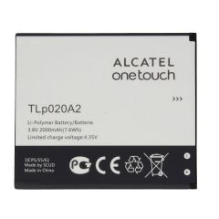 Batterie ORIGINALE Alcatel OT-5050X/5050Y One touch Pop S3 (vrac/bulk)
