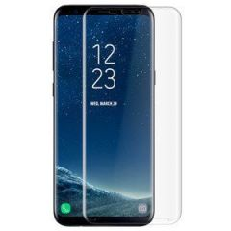 Film de protection en verre trempé intégral incurvé pour Samsung N950 Galaxy Note 8 (Boite/BLISTER)