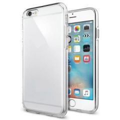Housse de protection silicone pour Iphone 6 plus/Iphone 6s plus (Boite/BLISTER) transparent