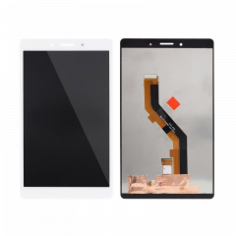 "Ecran lcd avec vitre tactile pour Samsung T290 / T295 Galaxy Tab A 8"" (2019) blanc"