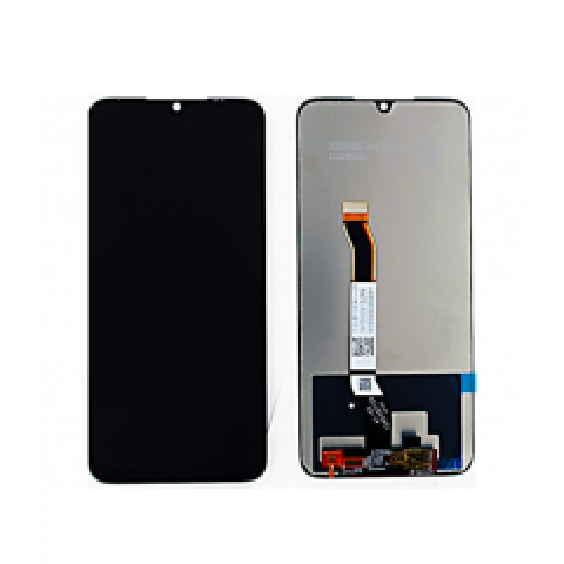 Ecran lcd avec vitre tactile pour Xiaomi Redmi Note 8T noir