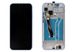 Ecran lcd avec vitre tactile pour Huawei Y9 2019 avec chassis