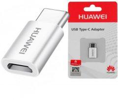 Adaptateur Micro Usb ORIGINAL Huawei AP52 (Boite/BLISTER) blanc