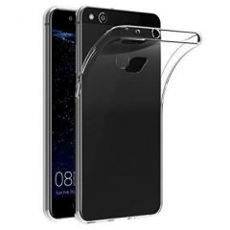 Housse de protection silicone pour Huawei P10 Lite (Boite/BLISTER) transparent