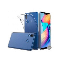 Housse de protection silicone pour Huawei HONOR Play (Boite/BLISTER) transparent