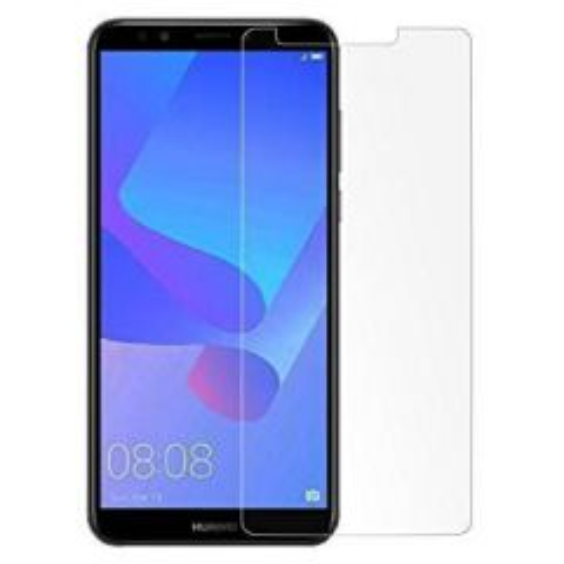 Film de protection en verre trempé pour Huawei Y6 2018 (Boite/BLISTER)