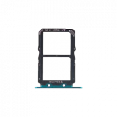 Support sim pour Huawei HONOR 10 vert