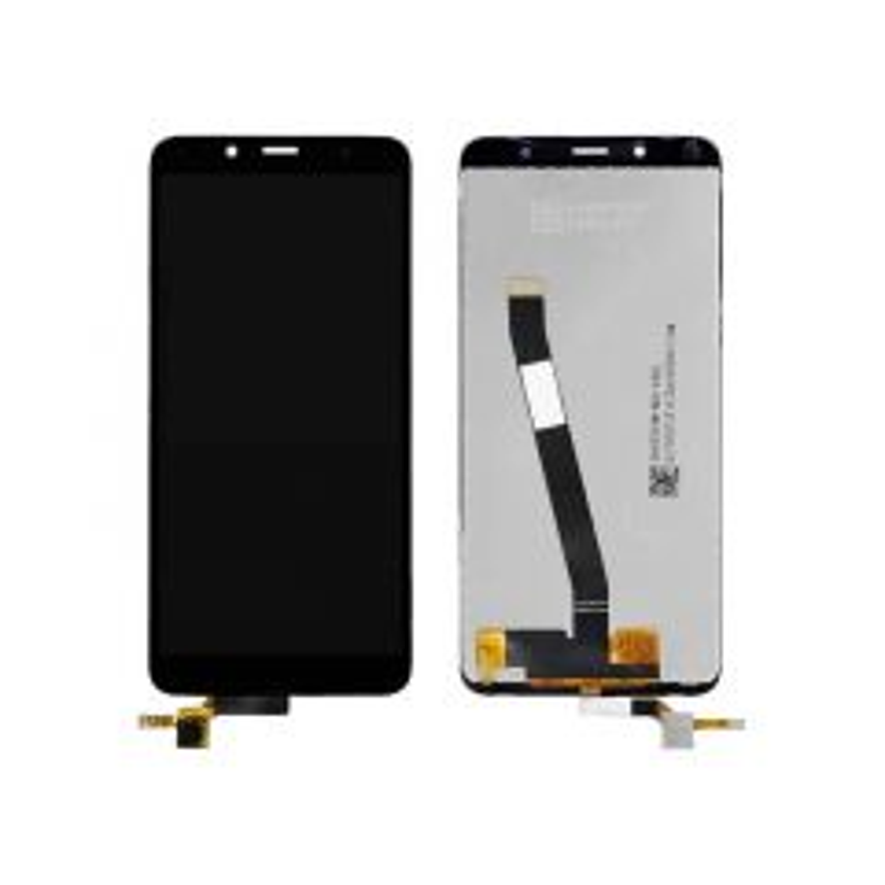 Ecran lcd avec vitre tactile pour Xiaomi Redmi 7A noir