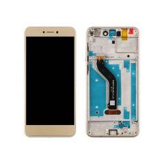 Ecran lcd avec vitre tactile pour Huawei HONOR 8 lite avec chassis or