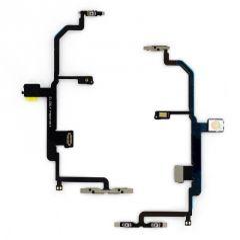 Nappe flex bouton home avec plastique pour Ipad 6 2018 (A1893/A1954)