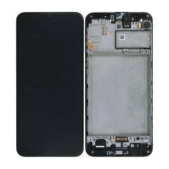 Ecran lcd avec vitre tactile ORIGINAL Samsung M515 Galaxy M51 SERVICE PACK GH82-23568A noir
