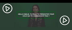 Rencontrez Emilie - Directrice chez JMA !